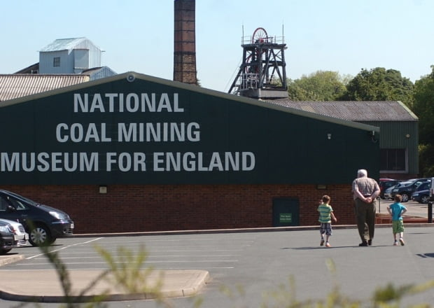 National Mining Museum for England