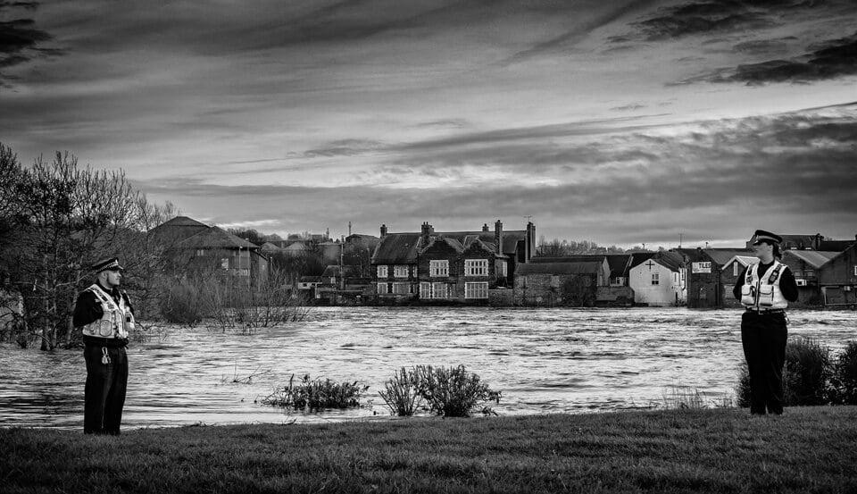 River Aire Castleford