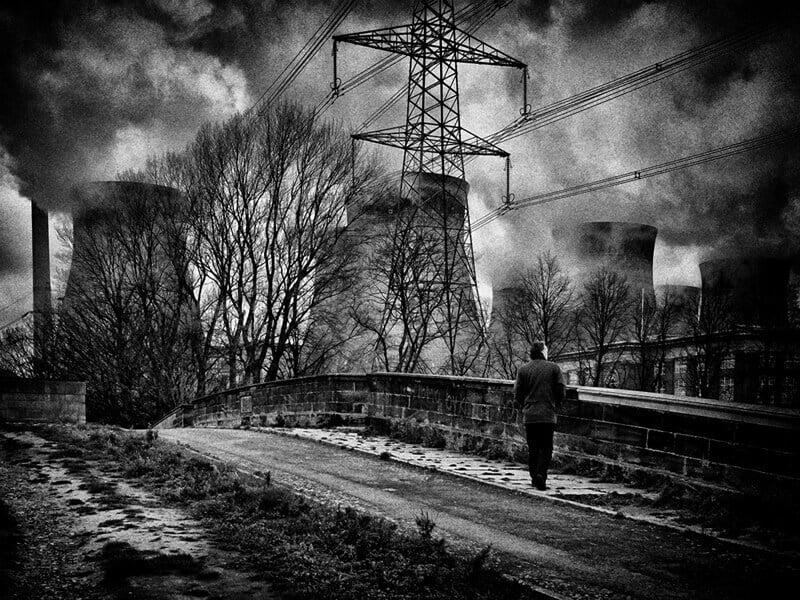 pollution, Ferrybridge power station