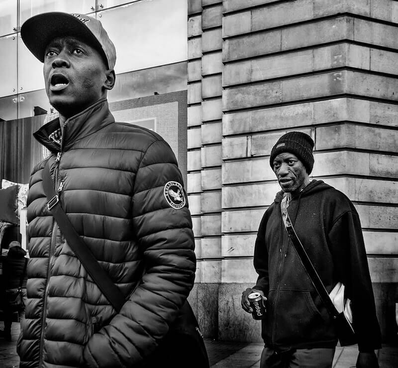 Street photography, Leeds