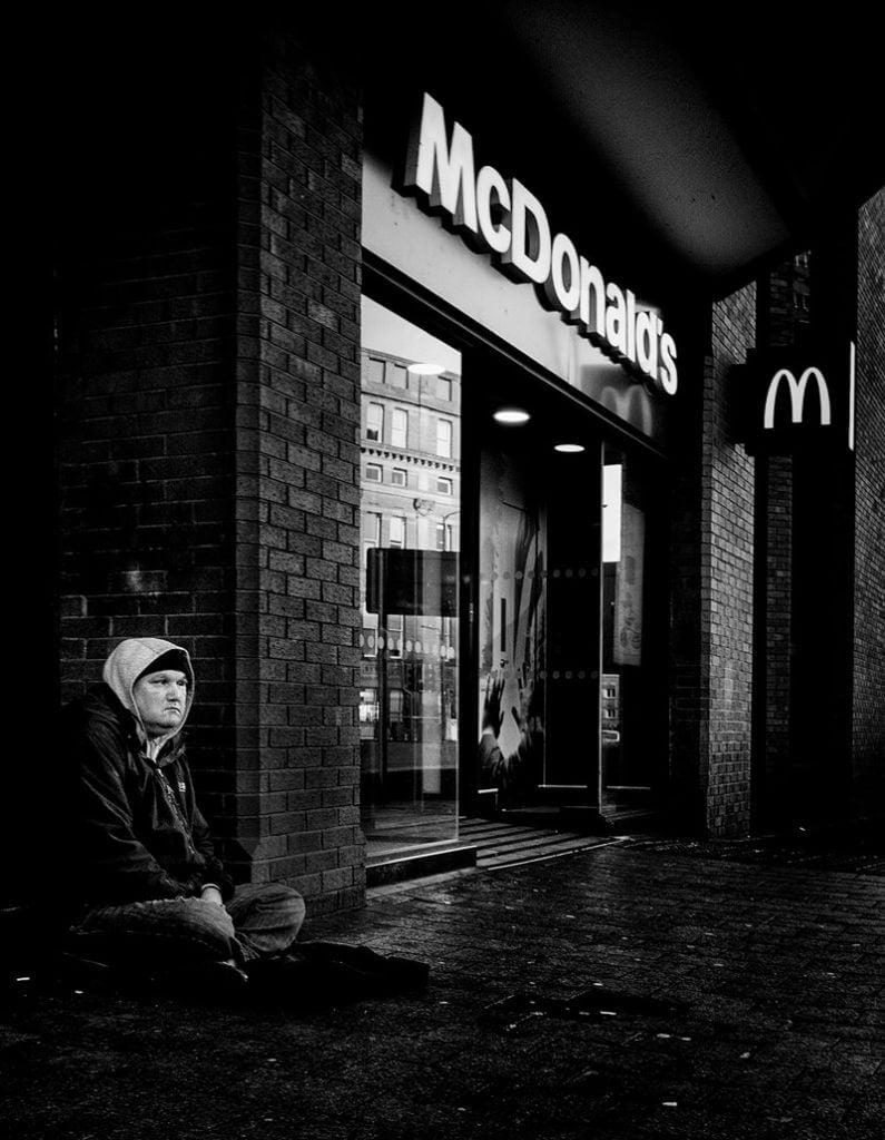 McDonalds, Leeds