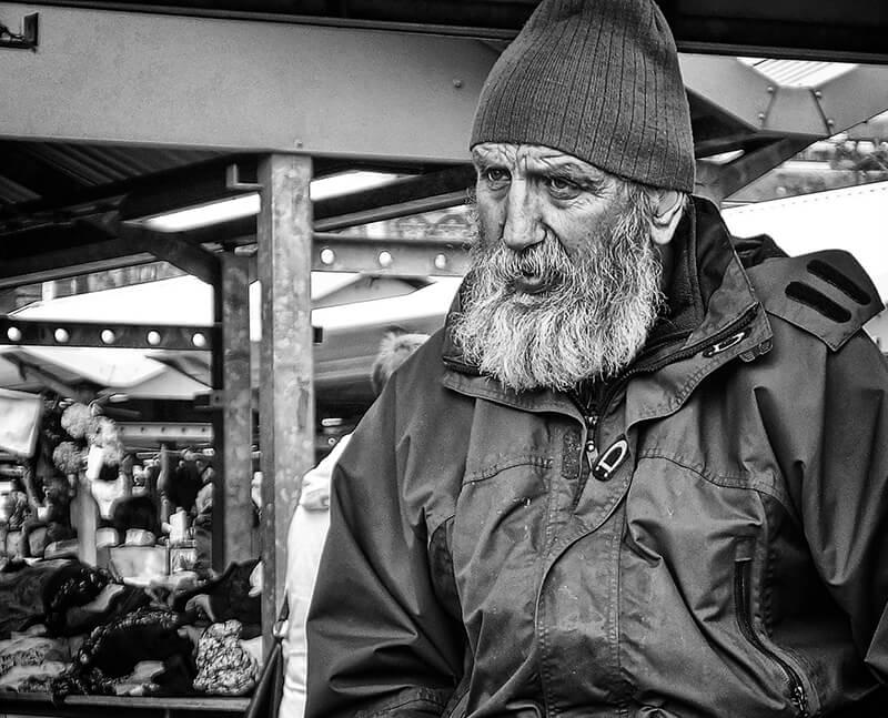 Leeds outdoor market
