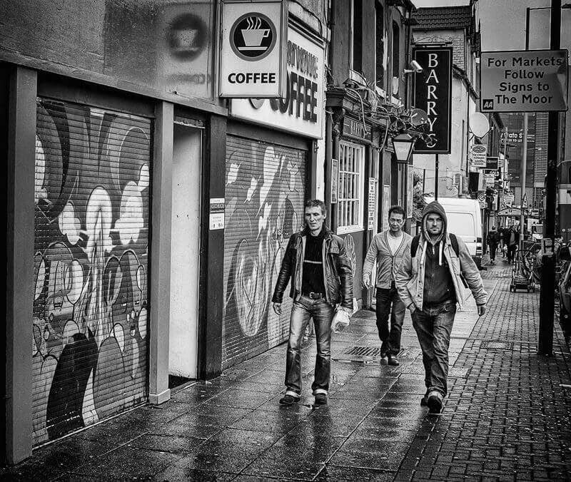 London Road, Sheffield