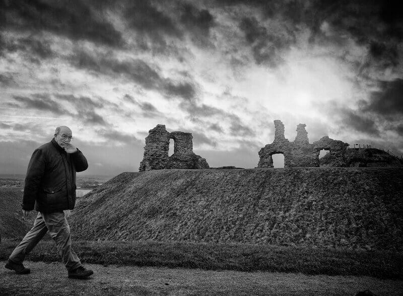 Sandal Castle, Wakefield