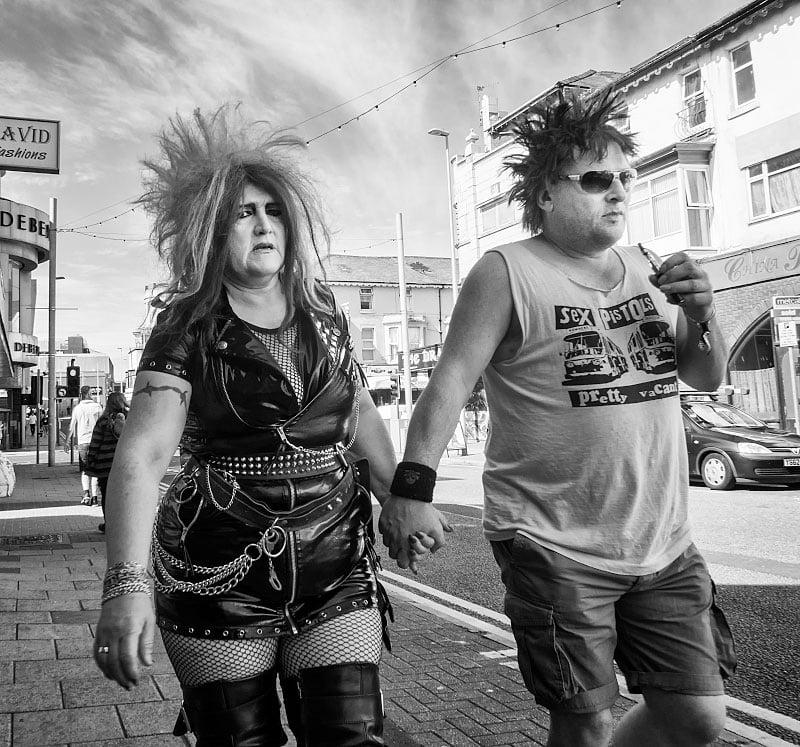 Punks, Blackpool