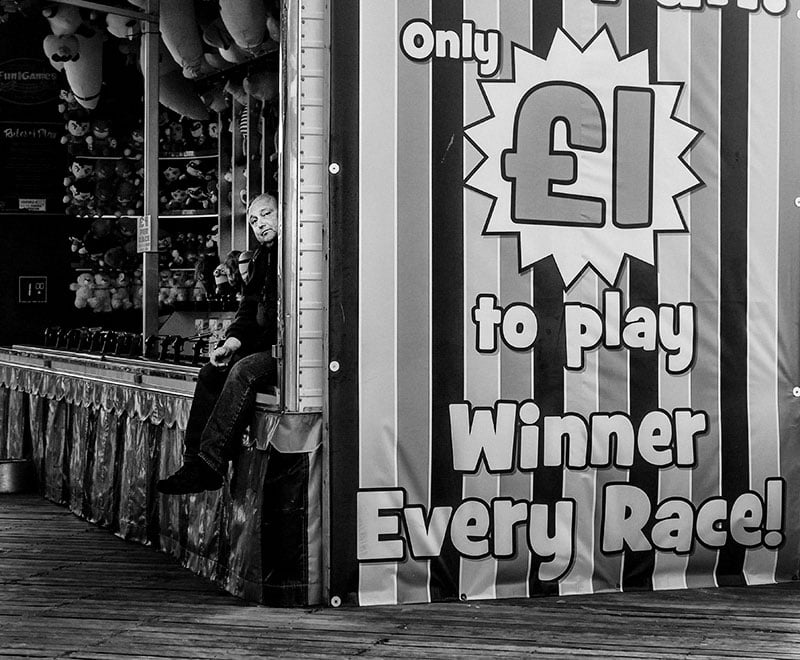 Everyone's a winner, Blackpool
