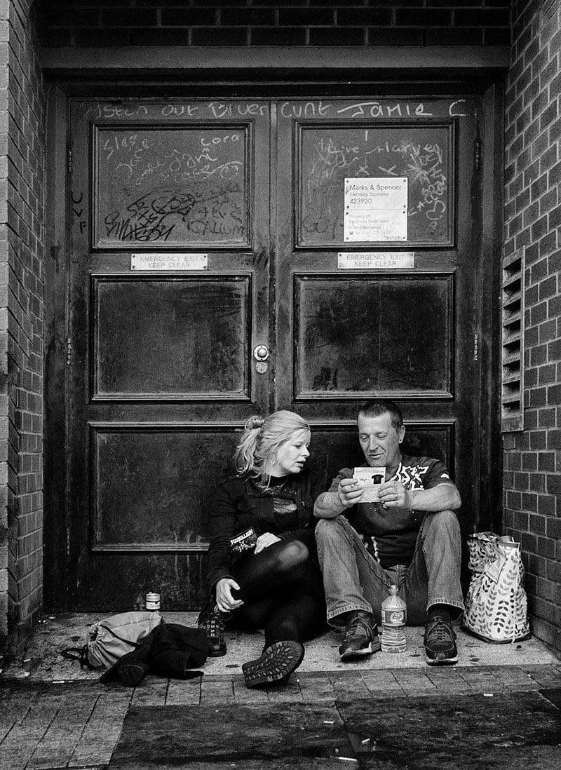Blackpool street photo